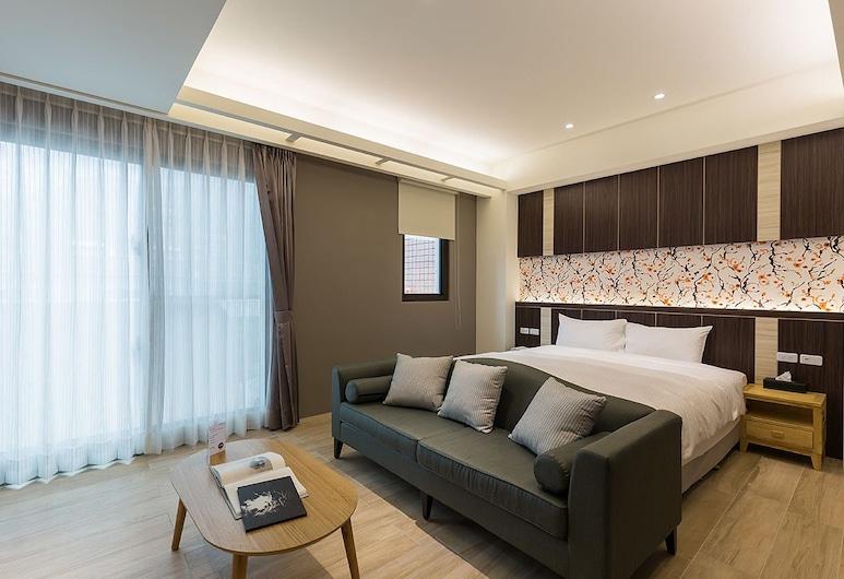 Visual Range B&B, עיר חואה ליאן, חדר דה-לוקס זוגי, חדר אורחים