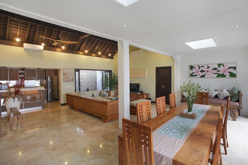 Luxury Villa, 3 Yatak Odası - Oturma Alanı