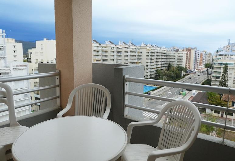 Apartamentos Gandía Grau y Playa 3000, Gandia, Apartman, 3 spavaće sobe, Terasa/trijem