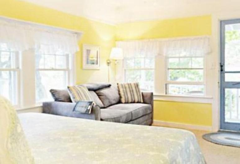 2 River Road Inn & Cottages, Cape Neddick, Pokój dla 4 osób standardowy, z łazienką (Cottage 06), Pokój