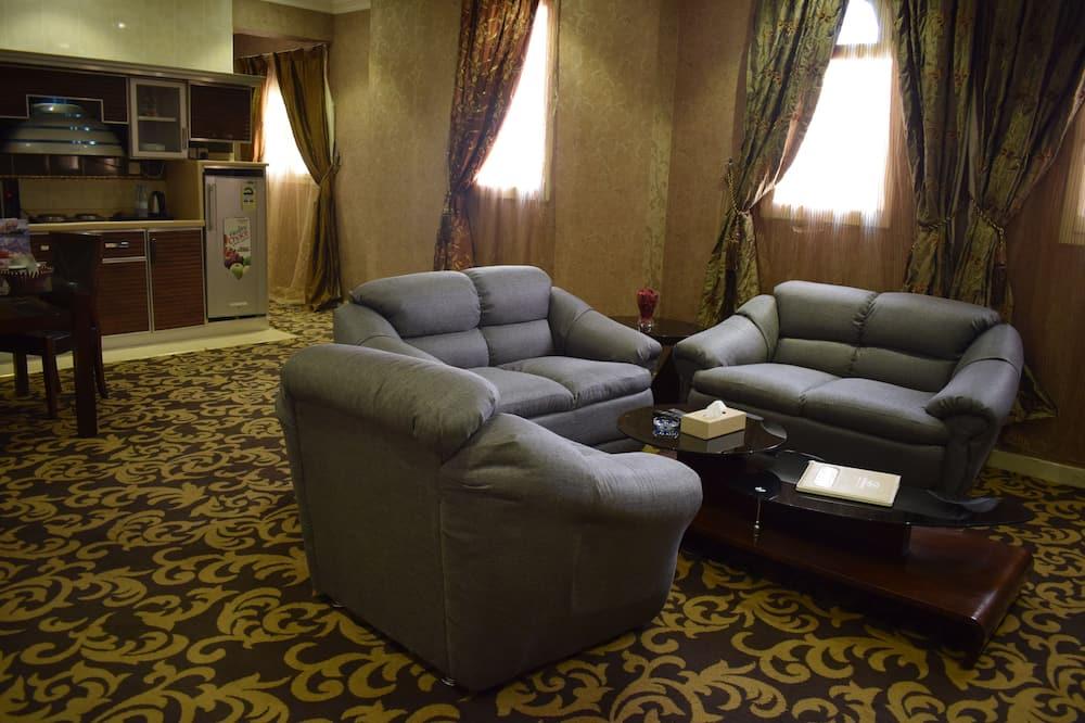 Suite Junior - Ruang Keluarga