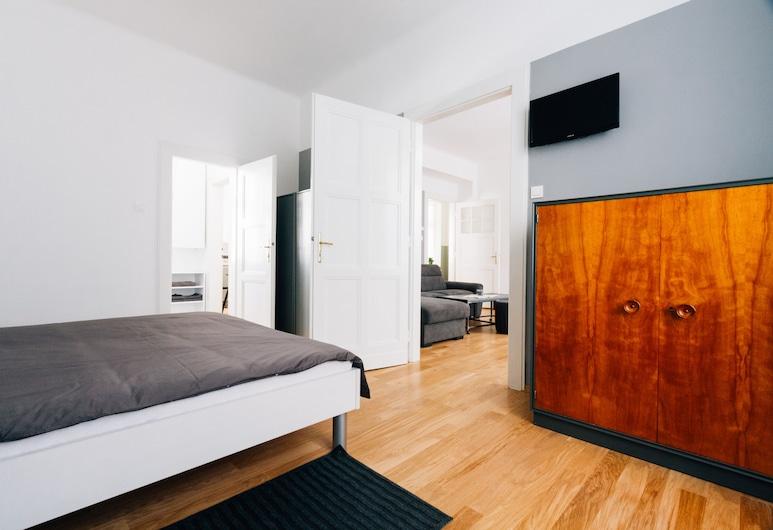 Apartment Mazuranic Square, Zagreb, Apartment, 1 Bedroom, Room
