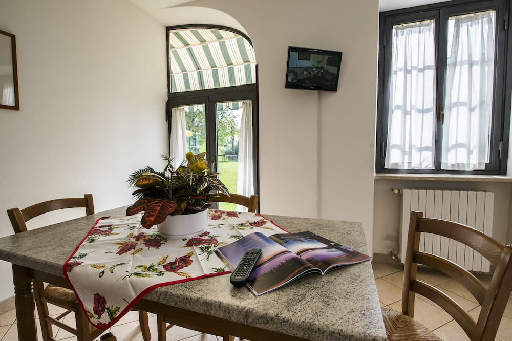 Lägenhet - bottenvåning (Type A) - Vardagsrum
