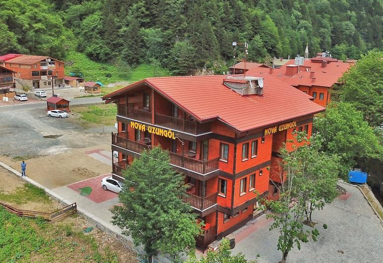 Nova Uzungol, Çaykara, Áreas del establecimiento