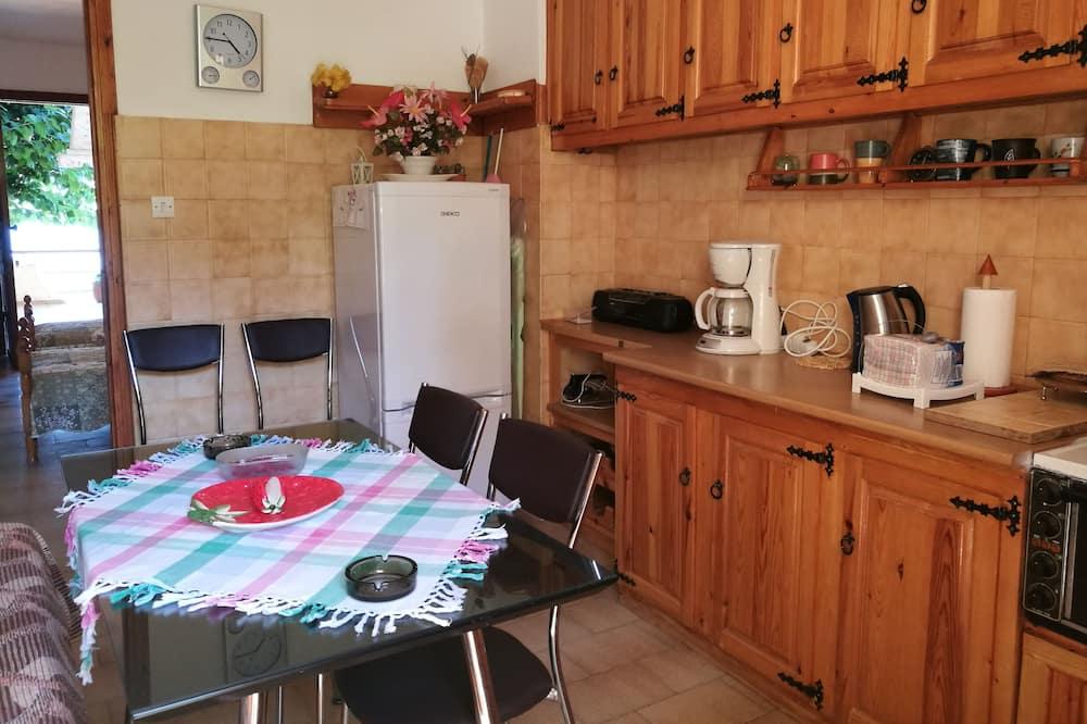 公寓, 1 間臥室, 海濱 - 客房餐飲服務
