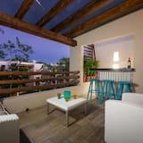 Vila, 3 kamar tidur - Balkon
