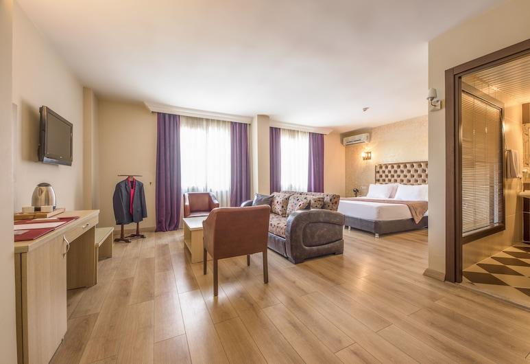 Hostapark Hotel, Mersin, Suite, Habitación