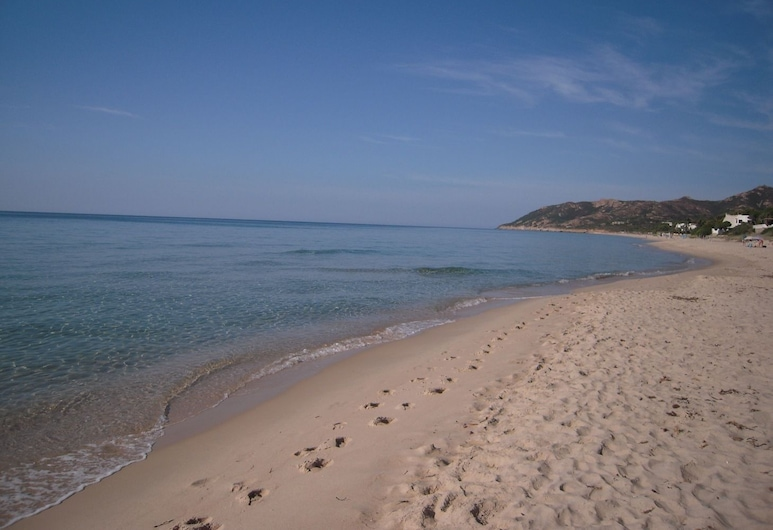 La Pineta, Pula, Playa