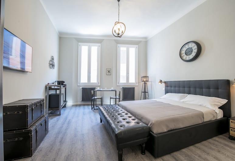 Steam House - Room & Breakfast, Bologna, Suite Junior, Camera