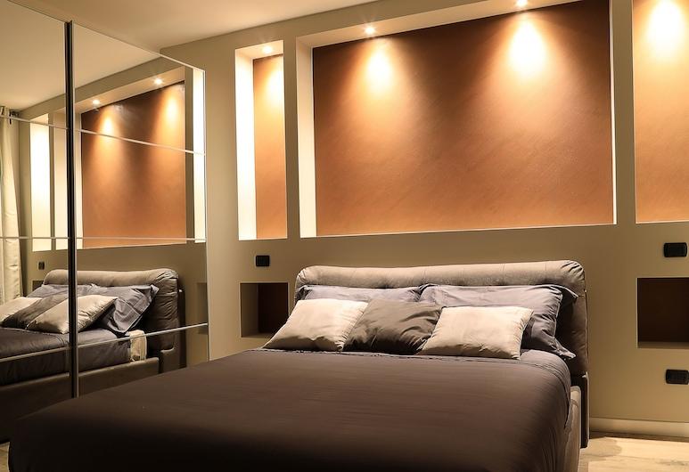 斯福尔扎公寓酒店 - 近大教堂, 米兰, 舒适公寓, 私人浴室, 城市景观, 客房