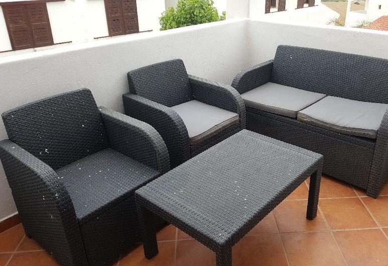 Résidence Cabo Dream - Solyarena, M'diq, apartman, 2 hálószobával, Erkély