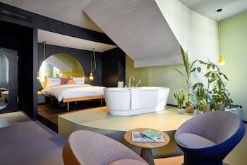 Foto van 25hours Hotel The Circle in Keulen