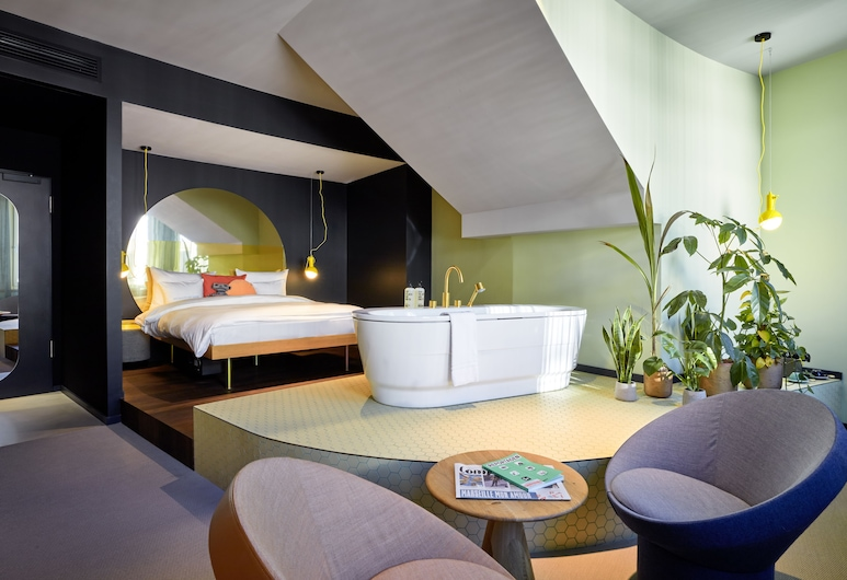 25hours Hotel The Circle, Cologne, Room (Extra Large), Guest Room