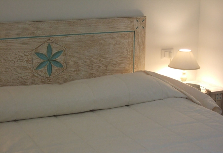 Hotel Roma, Piombino, Neljän hengen huone, Vierashuone