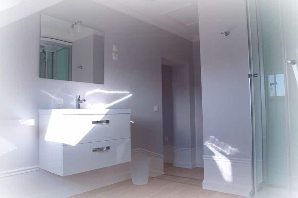 Dvoulůžkový pokoj (d'Amiens) - Koupelna