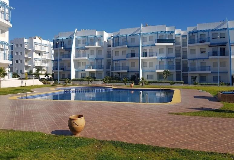 Résidence Riviera Beach - Solyarena, M'diq, Vonkajší bazén