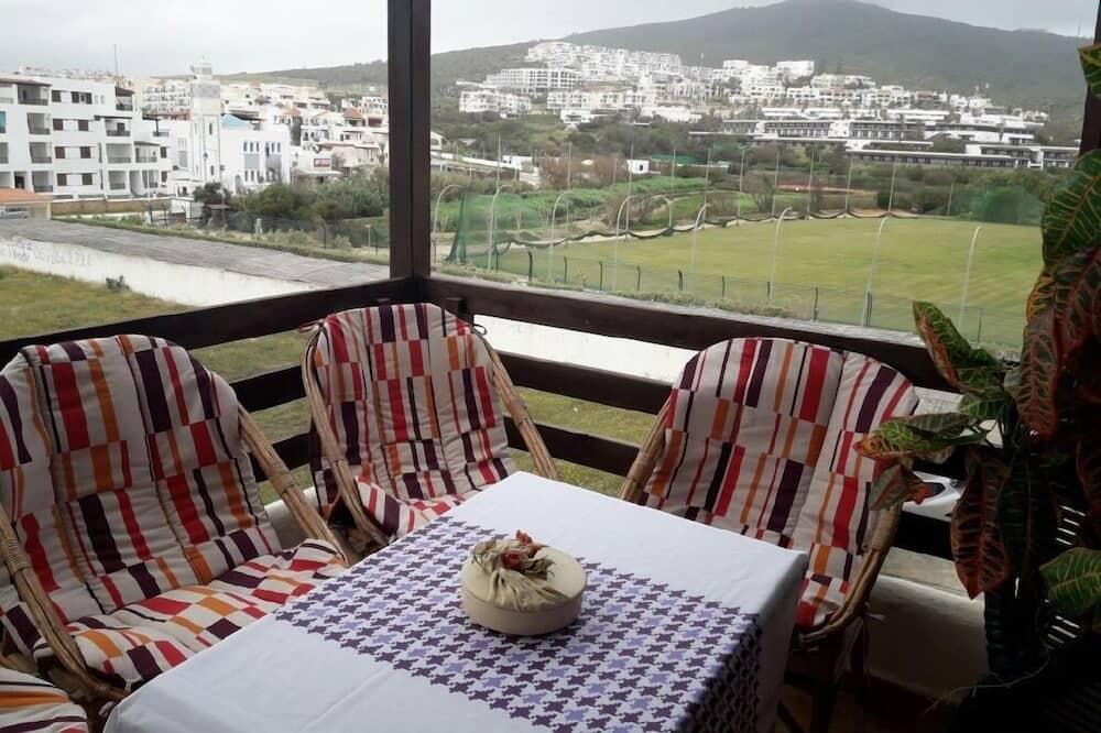 Comfort Apartment, 2 Bedrooms - Balcony