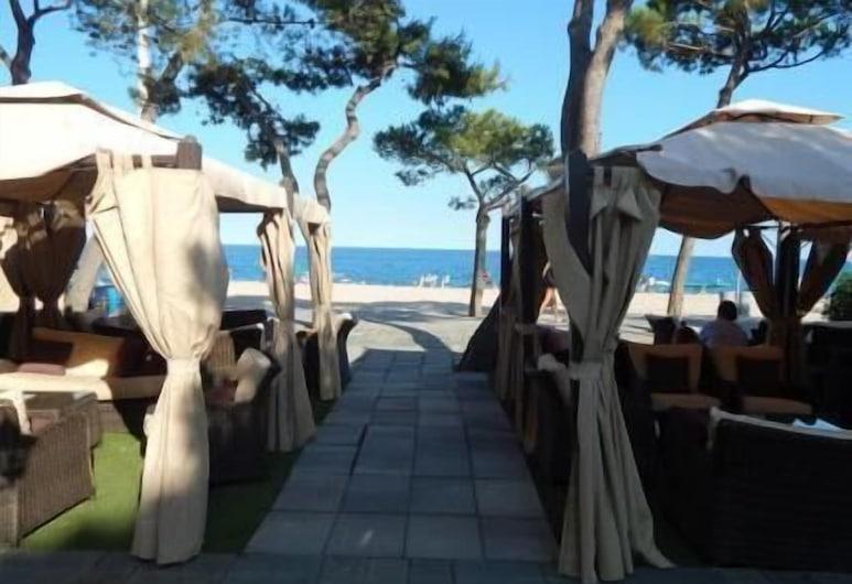 Hotel Pete, Castell-Platja d'Aro, Beach
