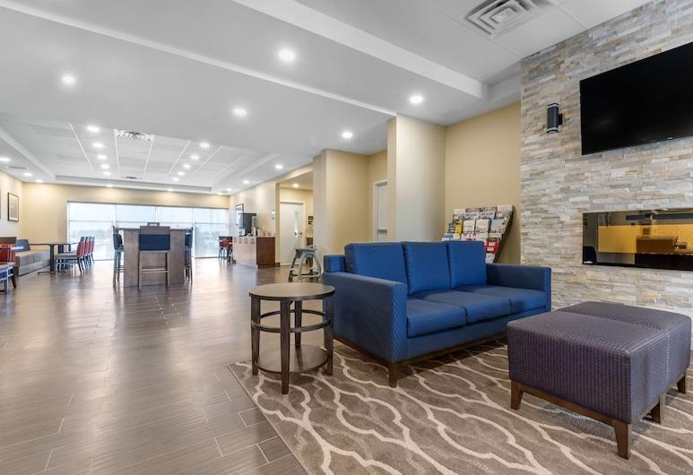 Comfort Inn & Suites, Clarington, Ruang Duduk Lobi
