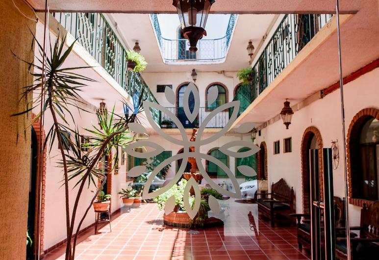 Hotel María Elena , Durango, Interijer – ulaz