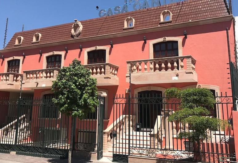 Hotel Casa Cantera, León