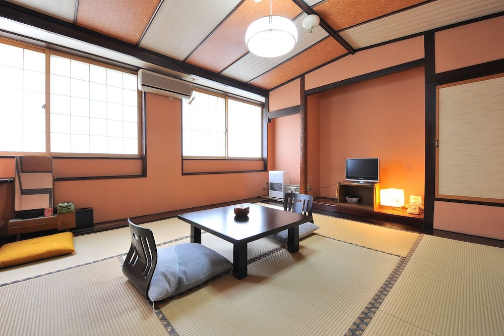 Japanese Style Room, Non Smoking, Private Toilet, Main Building - Living Area