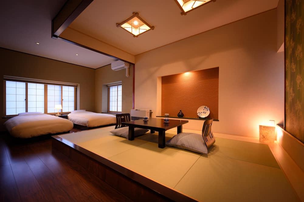 Suite, Non Smoking (Semi Open-Air Bath, Kewaashizaka) - Guest Room