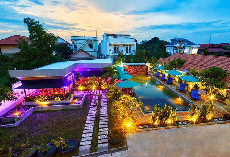 Lilly Holiday Hotel, Siem Reap, Exterior