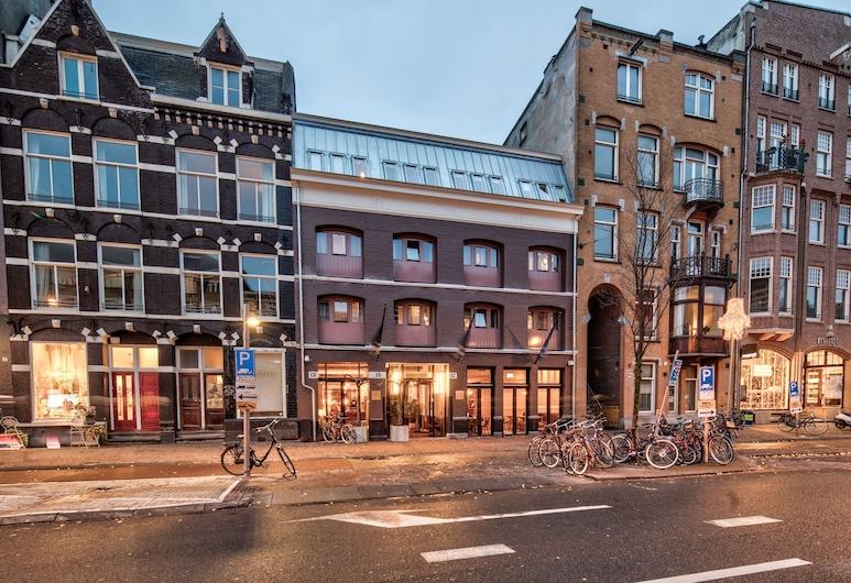 Hotel van de Vijsel, Amsterdam, Hotel Front