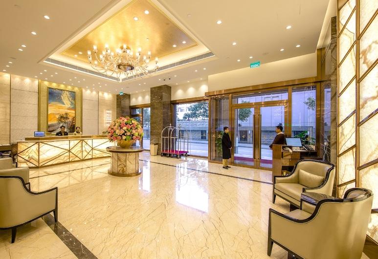 Royal Dragon Hotel, Macau, Lobby