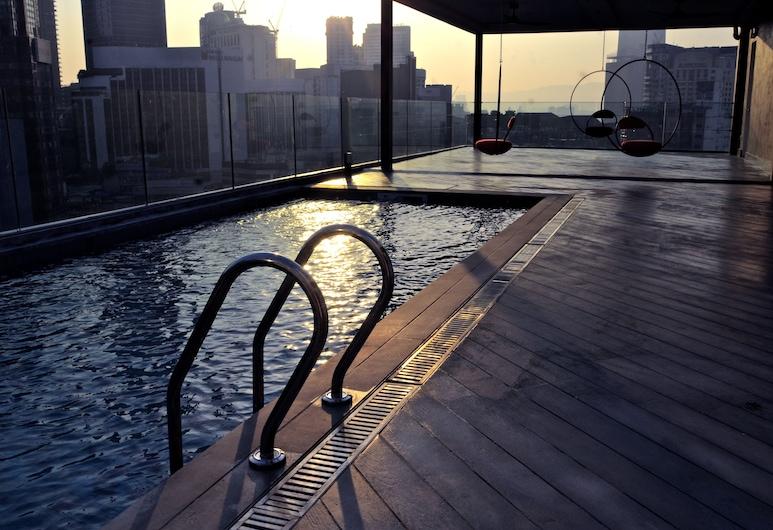 MOV Hotel Kuala Lumpur, Kuala Lumpur, Rooftop Pool