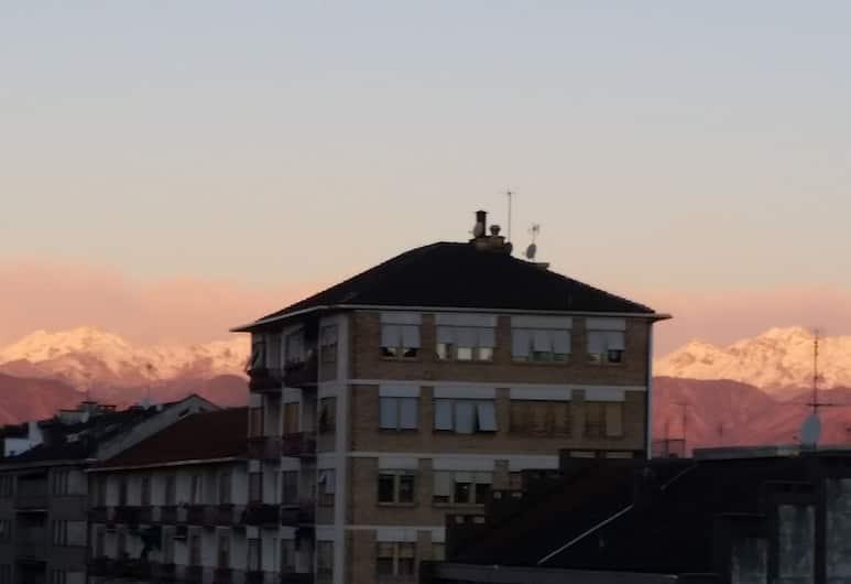 Bed & Breakfast Al Valentino, Turin, Otelden görünüm