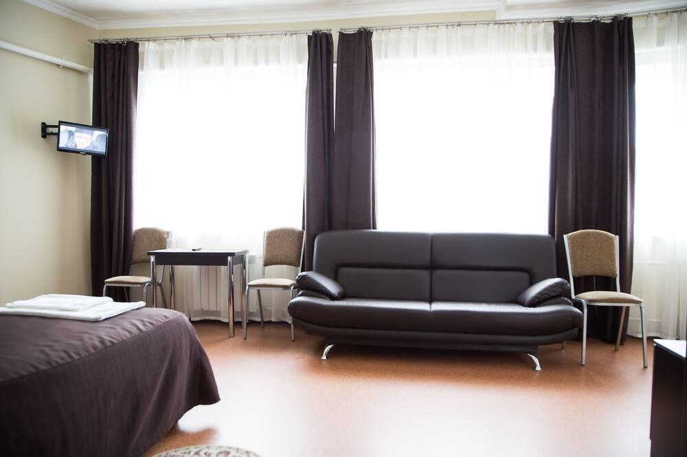 Family Δωμάτιο - Περιοχή καθιστικού