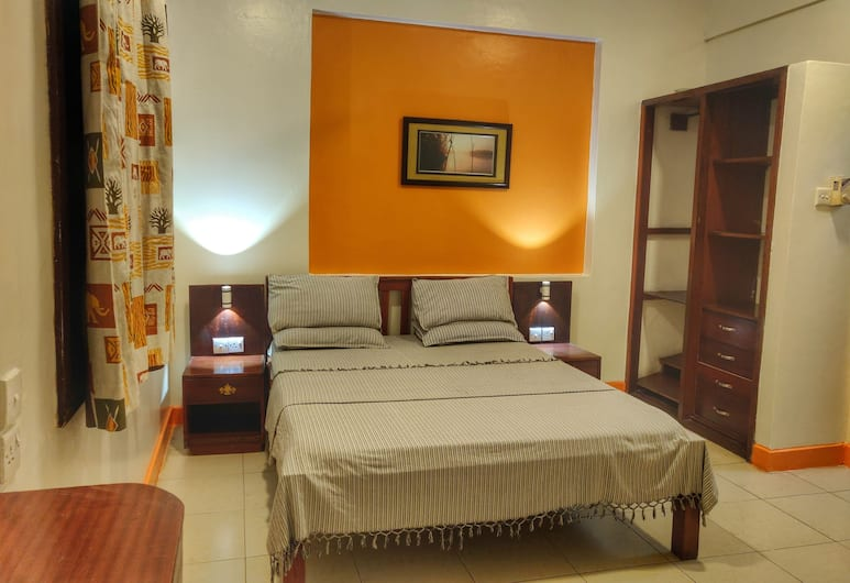 Marigold Guest House, Mombasa, Family Room, Tuba