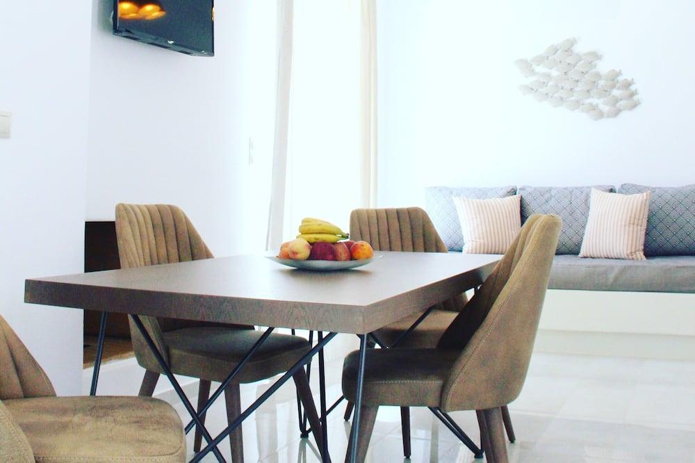 Deluxe Villa, 2 Yatak Odası - Odada Yemek Servisi
