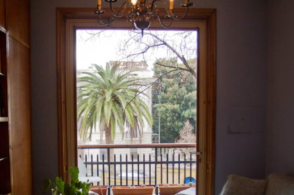 Suite, terrazzo - Area soggiorno