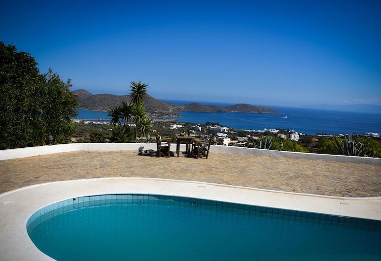 Elounda Paul Villa, Agios Nikolaos