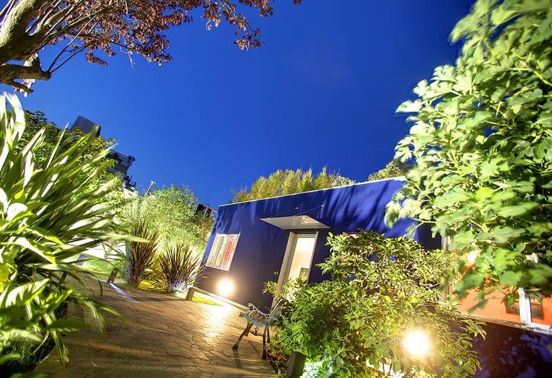 Hotel Intervallo, Porto Cesareo, Hotellets front – kveld/natt