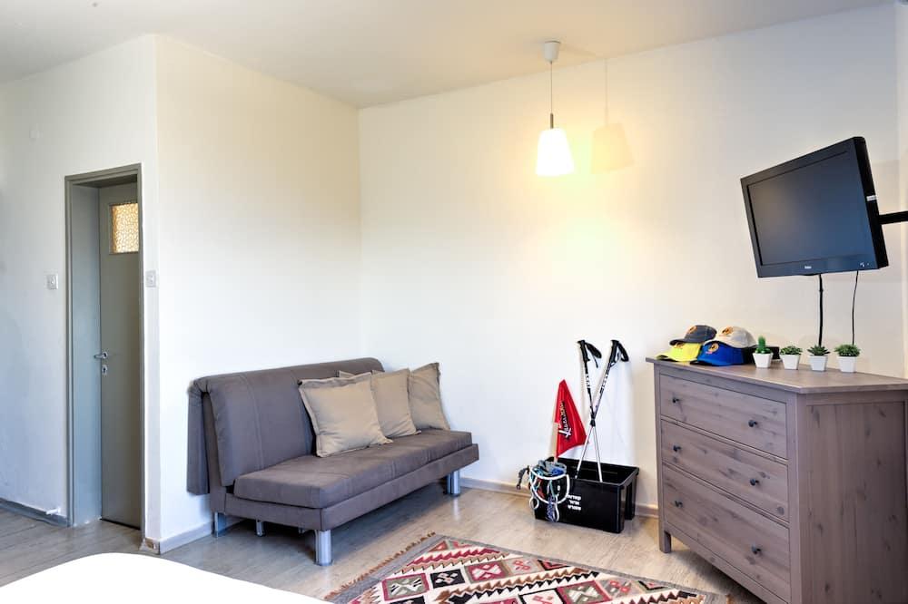 Comfort-Zimmer, Talblick - Wohnbereich