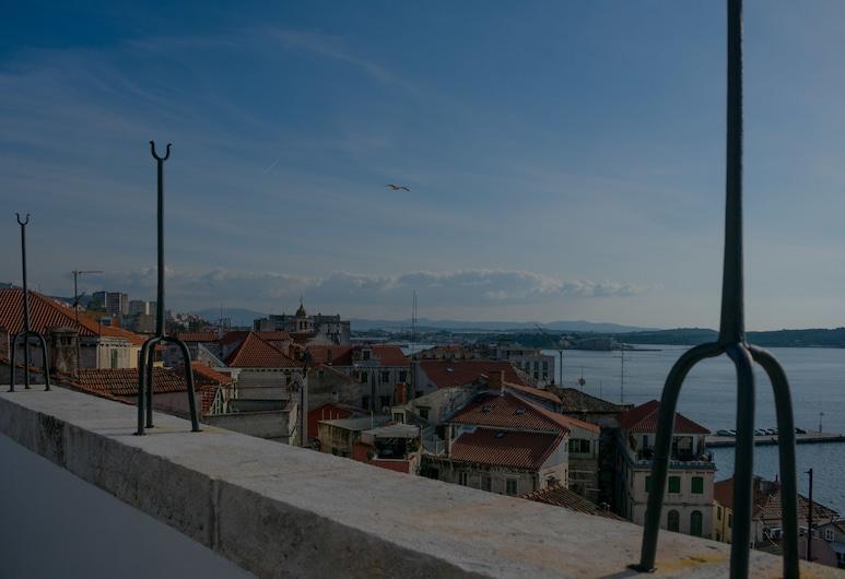 Heritage Hotel King Kresimir - Adults Only, Sibenik, Suite, Terrace, Terrace/Patio