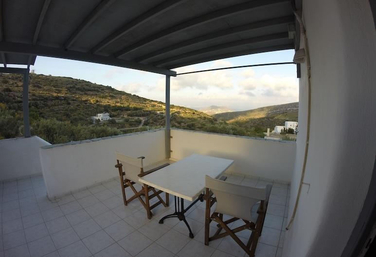 Studio Calypso, Paros, Apartment, 1 Bedroom (Sea or Mountain View), Terrace/Patio