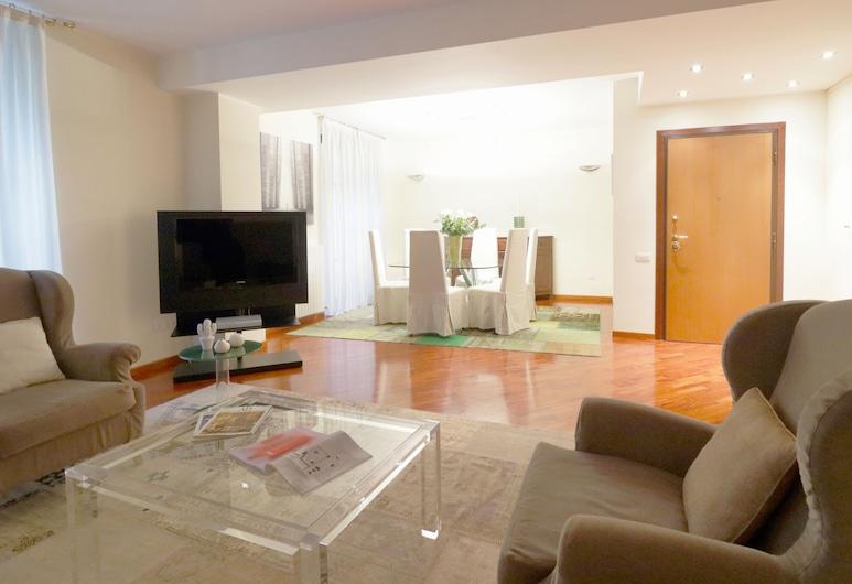 إيتاليان واي - فيوري تشياري 24, ميلانو, شقة - غرفتا نوم, منطقة المعيشة