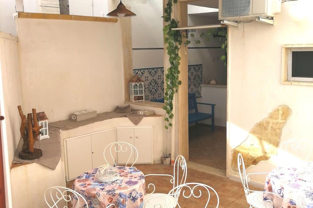家庭房 - 起居区