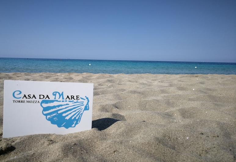 海洋民宿, 烏真托, 海灘