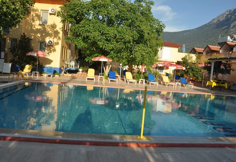 Happy Nur Hotel, Fethiye, Açık Yüzme Havuzu