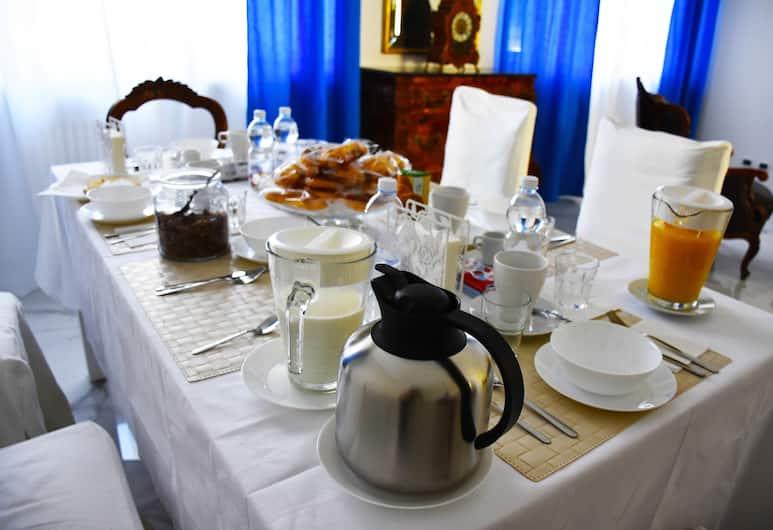 B&B Casa Nizza, Torino, Sala colazione