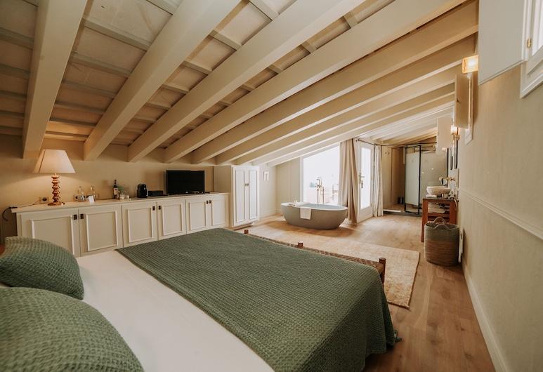 ホテル ブティック カン サストレ, シウタデラ デ メノルカ, Suite Sant Jeroni, 部屋