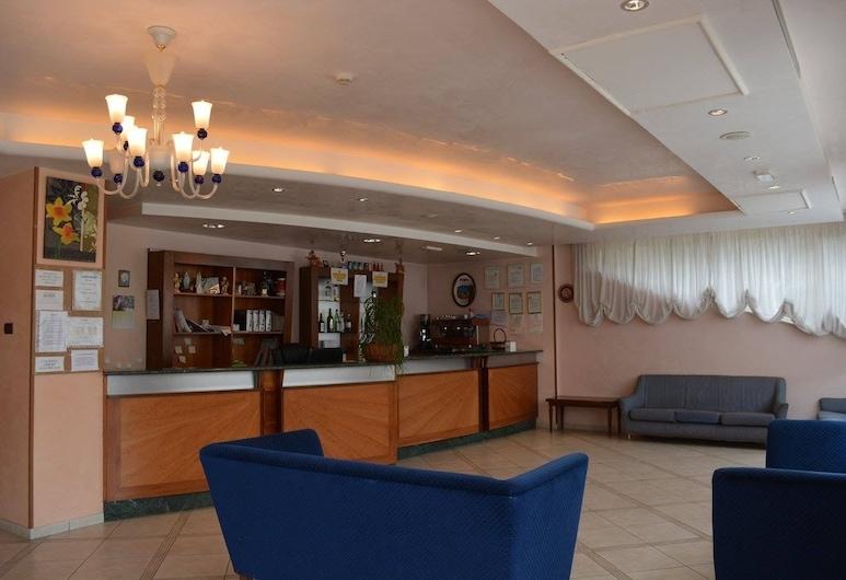 Hotel Sant'Anna, San Giovanni Rotondo, Recepción