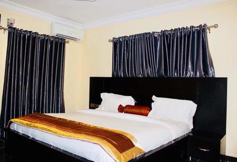 黃金探索飯店, 拉各斯, 豪華客房, 客房