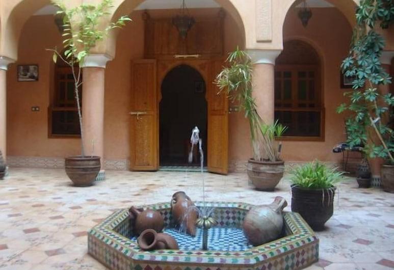 雷本本薩酒店, 馬拉喀什, 陽台